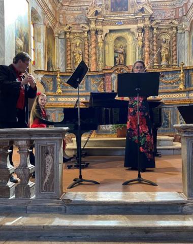 Il Quartetto di Praga in San Giuseppe